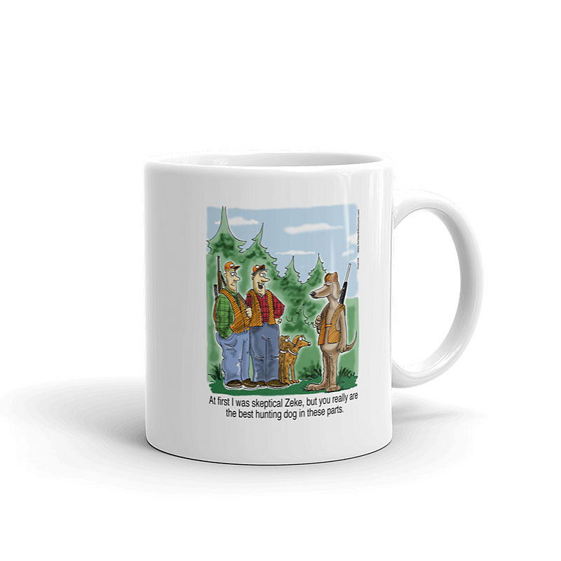 best hunting dog coffee mug 11oz
