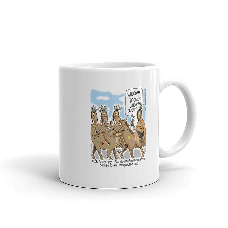 us army spy coffee mug 11oz